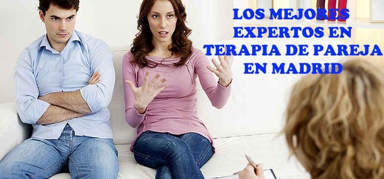 terapia pareja madrid